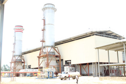 Gbarain NIPP power plant in Bayelsa State (Photo: National Integrated Power Project)