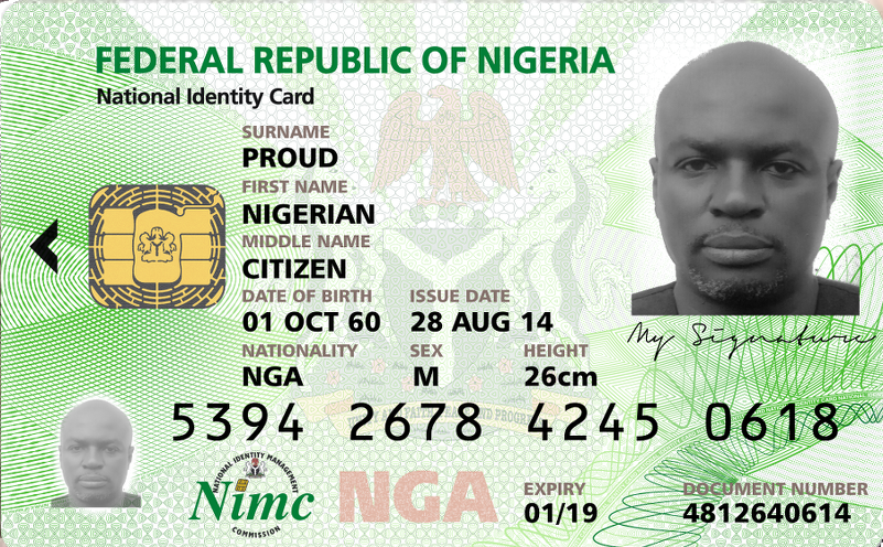 Defence Headquarters Issues Red Alert On Fake National ID Cards