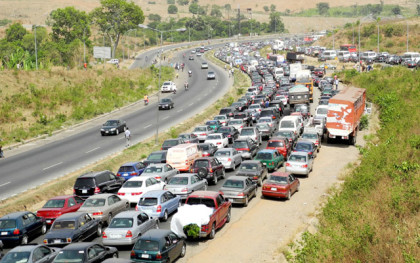 Keffi-Abuja Road (Photo: Internet)