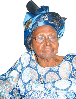 Late Wife of Awolowo