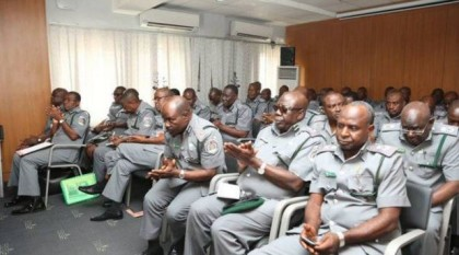 Customs top officials face retirement
