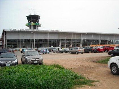 Port Harcourt International Airport, Rivers State. (Photo: Internet