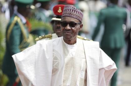President Muhammadu Buhari, Commander In chief of The Federal Republic of Nigeria