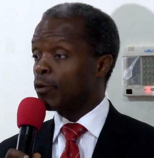 Vice President of the Republic of Nigeria