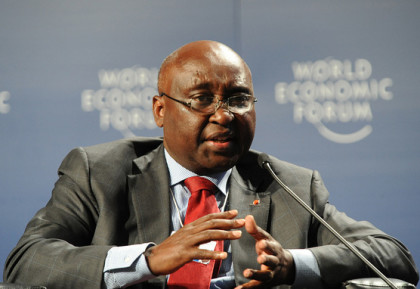 Dr Ousmane Dore, the Nigeria Country Director (AfDB)