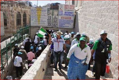 CBN Approves $1,000 as PTA to Christian Pilgrims