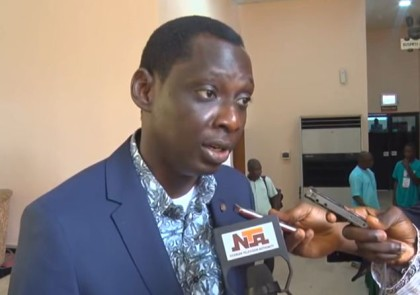 Opeyemi Onifade, President ISACA