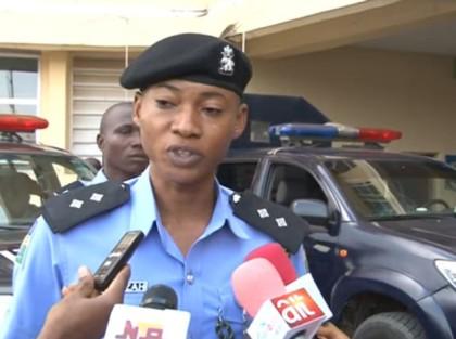 ASP Anjuguri Manzah, Spokesman FCT Police Command