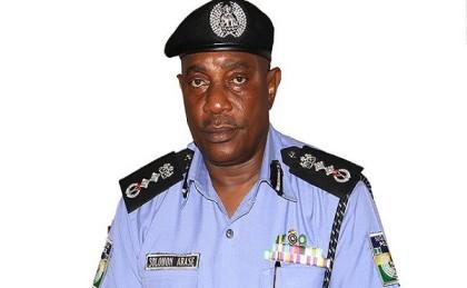 Solomon Arase Inspector General Of Police