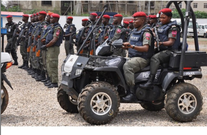 Buhari Pledges Priority Attention To Police Recruitment, Welfare