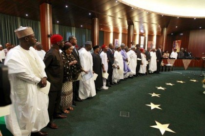 Ministers Of Federal Republic Of Nigeria