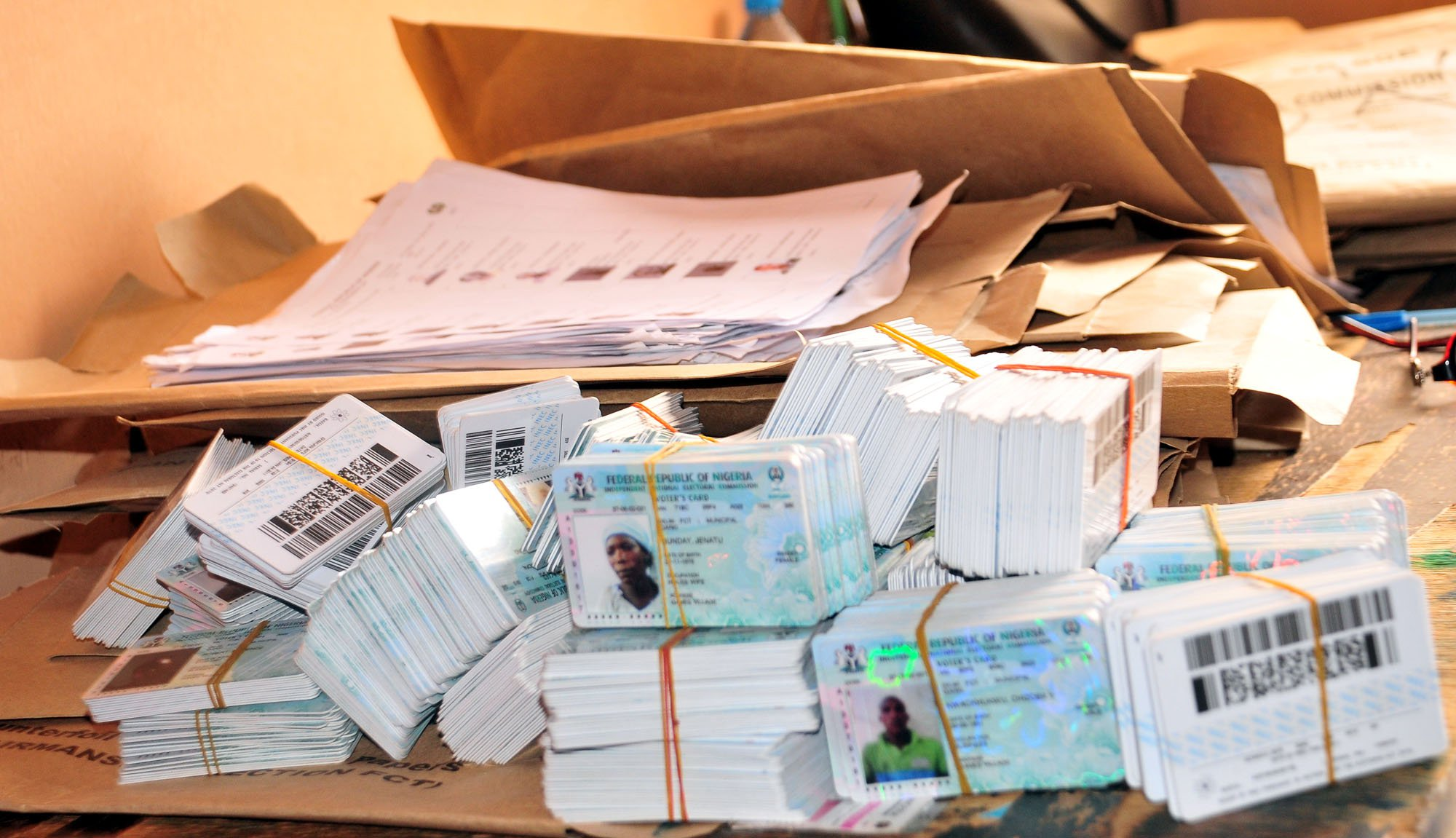 2019 Election: 400,000 PVCs yet to be Collected in Rivers- INEC