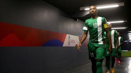 Nigeria U-17 Eaglet