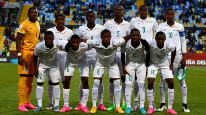 Nigeria Golden Eaglet Chile 2015