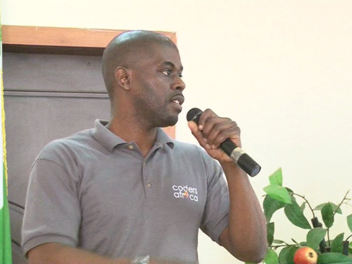 Amadou Dafe, CEO Code4Africa