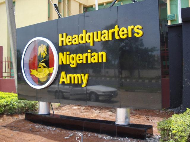 GOC Army