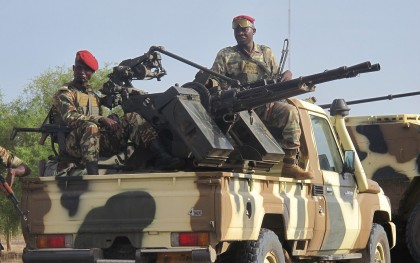 Defence Minister reiterates FG support For Troops Fighting Insurgency