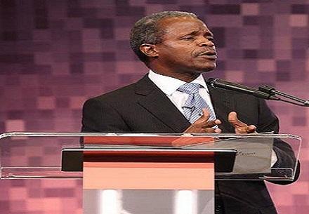 Prof. Yemi Osinbajo, Vice President Federal Republic of Nigeria