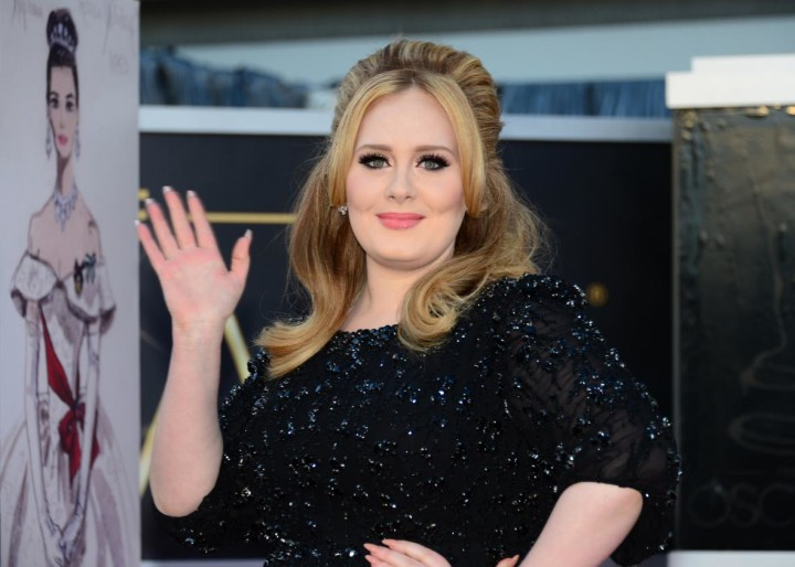 British Singer and Superstar Adele (Photo: Internet)