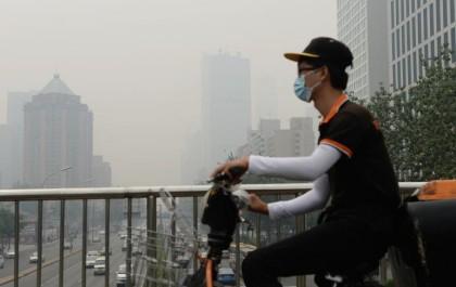 Hazardous smog Hits Shanghai As China's Bad Air Spreads
