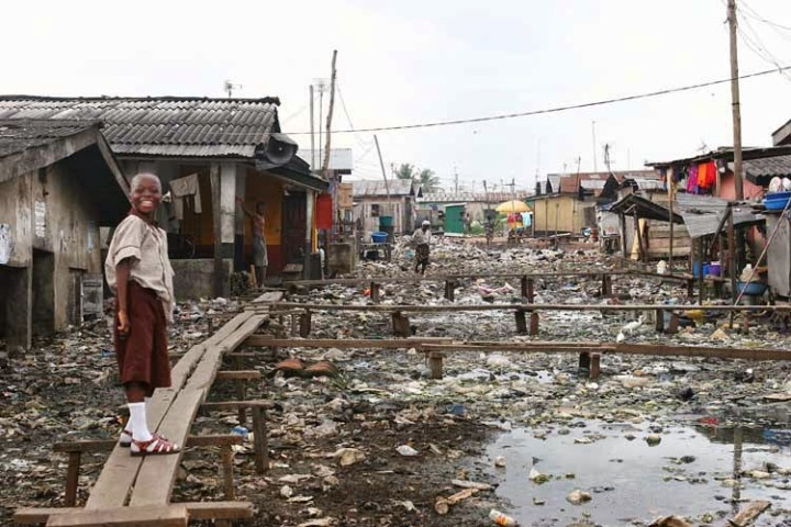 Environmental Challenges in Nigeria (Photo: Internet)