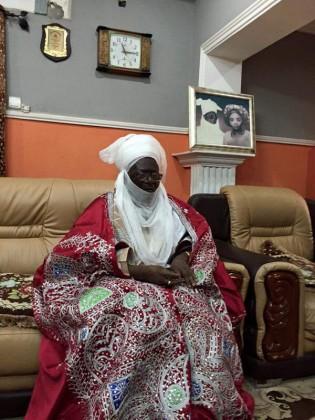 Muhammadu Cindo Yamusa Late Emir of Keffi
