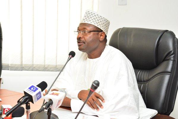 Prof. Mahmoud Yakubu, Chairman, Independent National Electoral Commission (INEC)