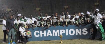 Nigeria U-23 AFCON 2015 Champions