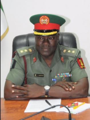 Col. Abubakar Rabe