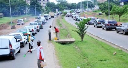 Fuel Queue In Abuja