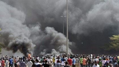 Gas Explosion On Thursday At Nnewe