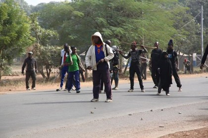 Zaria Soldiers And Shiites Clash