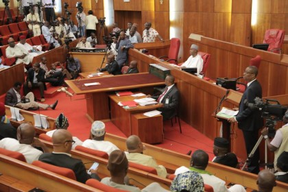 Nigerian Senate passes bill to protect whistle-blowers