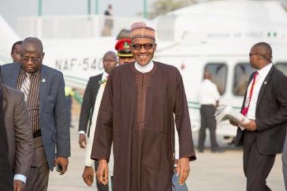 President of Republic of Nigeria, Mohammadu Buhari