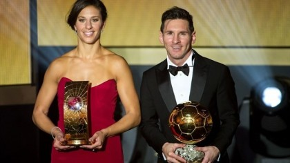 Lionel Messi Reclaims Ballon d'Or From Ronaldo