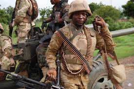 Army Kills 14 Insurgents, Recover Arms In Yobe