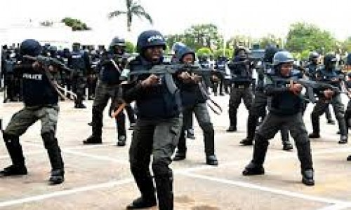 FCT Minister Calls On Nigeria Police To Secure Public Facilities