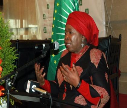 Dr. Dlamini Zuma