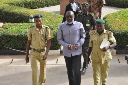 Former PDP Publicity Secretary, Olisa Metuh, Trial Adjourned