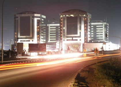 NNPC Towers Abuja