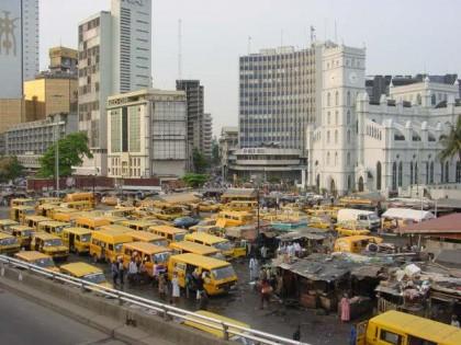Lagos City