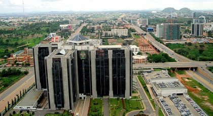 Central Bank, Abuja City