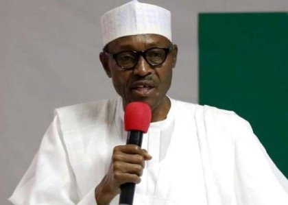 President Muhammadu Buhari Speaks On Arrival At The Villa
