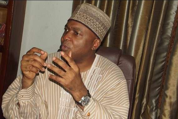 Nigerian Senate President, Dr. Bukola Saraki
