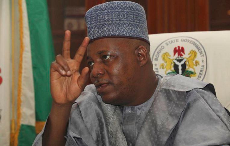 Borno State Governor, Shettima