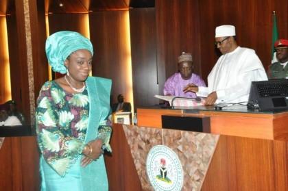 N2.2 Trillion in Treasury Single Account (TSA) To Part Fund 2016 Budget -Kemi Adeosun