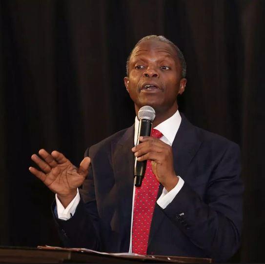 Happy Birthday to the vibrant Vice President, Prof. Yemi Osinbajo
