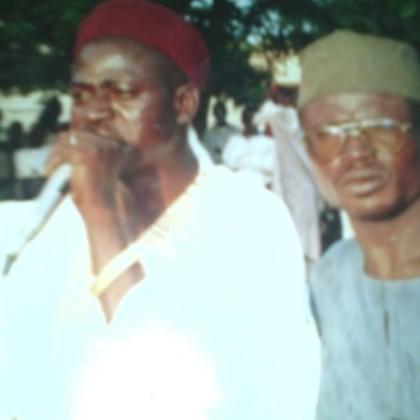 late Alhaji Sani Dan-Indo, Hausa Musician