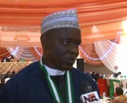 Chairman, Engineering Society of Nigeria (Abuja)