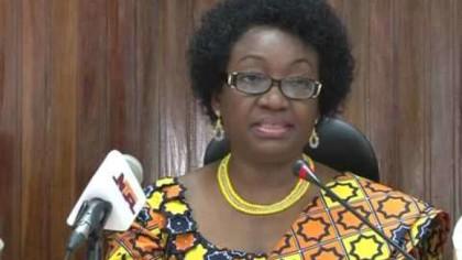 Winiefred Oyo-Ita Nigeria's Head of the Civil Service of the Federation